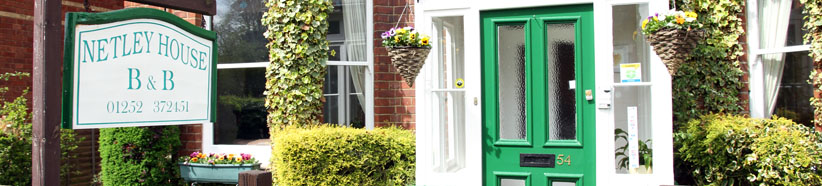 Netley B&B Farnborough